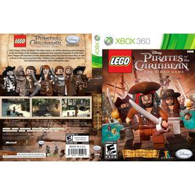 Lego Pirates Of The Carribean (console Destravado Lt 3.0)