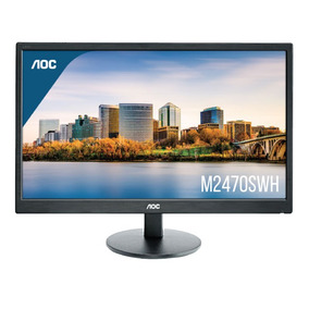 Monitor Aoc 24 Led Full Hd Pc Vga (hd-15) Hdmi Altavoces-ao-