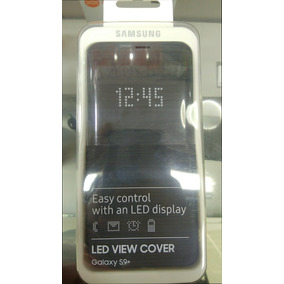 samsung led view cover - funda galaxy s9 color azul