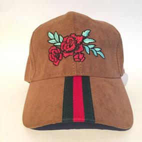 Gorra Rose Gucci Dad Hat 6 Gajos Supreme Stussy Skate