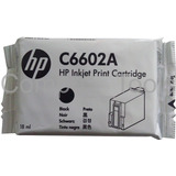 Cartucho Tinta Hp C6602a Color Negro / Black 18ml Empaque