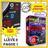 Atomix Virtual Dj 8.2 + Serato Dj 1.9 - Oferta