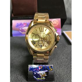 Relogio Michael Kors Mk5605 Gold 100%original + Frete Grátis · R  449 99. 12x  R  37 sem juros bc4c989ac3