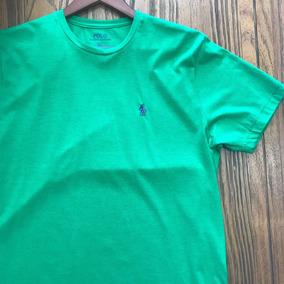 Camiseta Básica Polo Ralph Lauren Original Frete Gratis + Nf 73f3a78f088