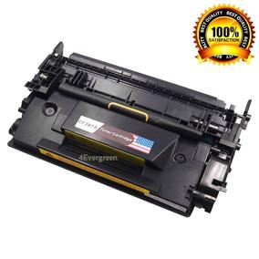 1 Cartucho De Laserjet Tóner Negro Compatible Hp 87a Para Em