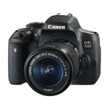 Canon Eos Rebel T6i/750d (18-55 Mm Is Stm)