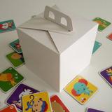 Cajita Feliz 13 X 13 X 14 Cm - Caja De Cartulina