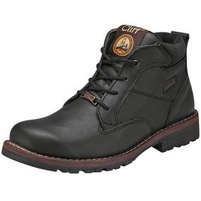 a67470524d16 Botas Negras De Agujeta Hombre Zapatos Zapatos Zapatos en Mercado ...