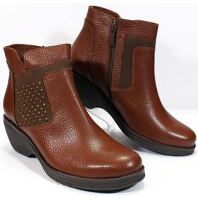 Botas Taco Chino Con Tachas - Zapatos de Mujer en Mercado Libre ... 74713492b75
