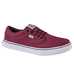 Tenis Casuales Urban Shoes 180 Id 150659 Vino Hombre