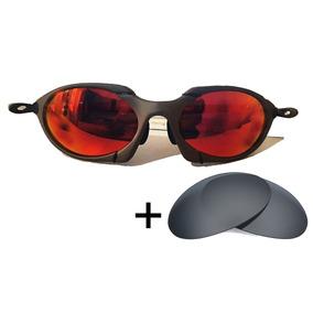8989039e2c734 Oculos Icaro - Óculos De Sol Oakley Juliet no Mercado Livre Brasil
