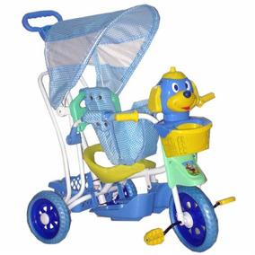 Triciclo Infantil 3x1 Cabeça De Cachorro / Frete Expresso!