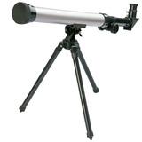 Telescopio Con Tripode Y Conección Para Smartphone