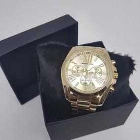 Relógio Usado (parado) + Frete Grátis Michael Kors - Relógios De ... 40b050d6cc