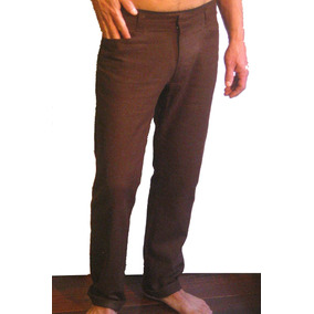 Pantalón De Lino Carpani, Semi-formal