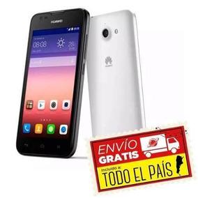 Celular Huawei Y550 4g Quad Core Android 4.4 5 Mpx Radio Fm