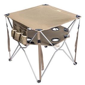 Timber Ridge Mesa Plegable Al Aire Libre Utilidad Del Escrit