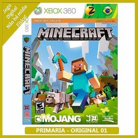 Minecraft Xbox 360 Edition [original 1 Digital] Leg. Pt-br