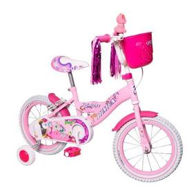 Triciclo Princess R-14 1 Velocidad Bimex Bicicleta Infantil