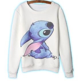 Sudadera Especial - Dibujo Stitch (lilo Y Stitch)