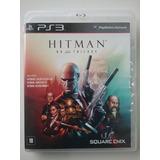 Hitman Hd Trilogy Ps3 Mídia Física Original Usado