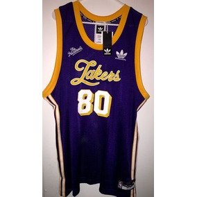 Camiseta adidas X The Hundreds Nba Los Angeles Lakers