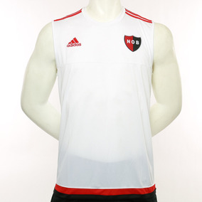 Remera Newells Old Boys Sm Blanca adidas