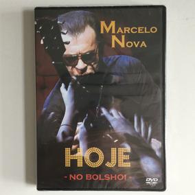 Dvd Marcelo Nova Hoje No Bolshoi - 1ª Prensagem Lacrado!!!