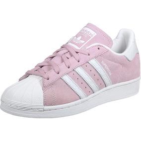 adidas superstar en rosa