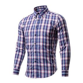 Camisa Social Slim Fit - Camisa Social Masculinas em Alagoas no ... d910d61b07e70