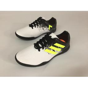 Chuteira Nike adidas Futsal Infantil Nova Caneleira Brinde 7906ff8f1d621