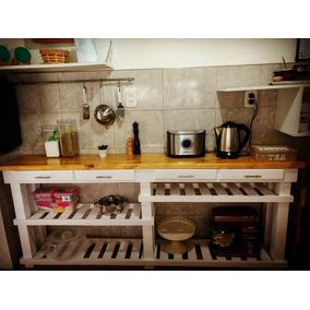 Mesa Auxiliar Para Cocina De - Muebles de Cocina en Mercado Libre ...
