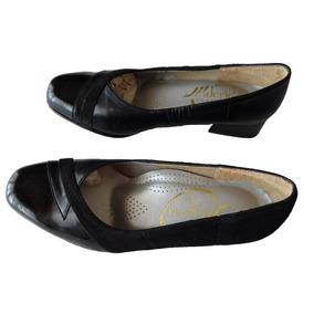 Zapatos Valerio Clásicos, Negros, De Vestir, Número 36.5