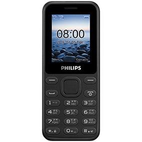 Celular Libre Philips E105 Negro