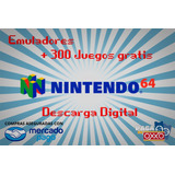 Colección De Nintendo 64 Para Windows Android Mac 2x1