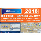 Gps Igo Primo Mapas 2017 Para Celulares Android Sin Conexion