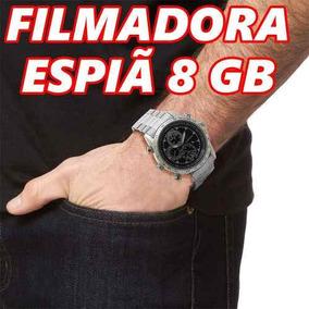 caf353bbc8c Relogio Digital De Pulso Que Tira Foto - Câmera de Segurança Micro ...