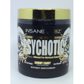 Psychotic Gold Insane Labz 35 Doses