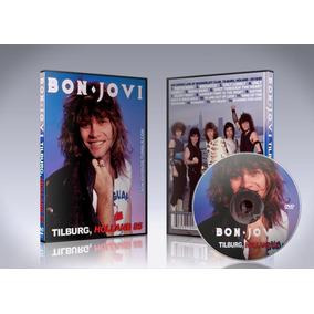 Dvd Bon Jovi - Nooderligt Club 1985