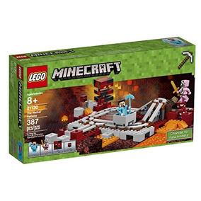 Lego Minecraft El Ferrocarril Nether 21130
