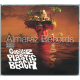 Gorillaz Plastic Beach Cd