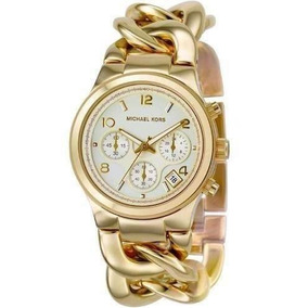9db9ce1472bfe Relógio Michael Kors Bracelete Tartaruga Mk4176 - Relógios De Pulso ...