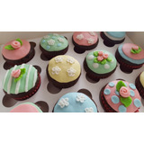 Muffins, Cupcakes, Galletitas Decoradas
