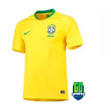Camiseta Seleccion Brasil 2018-19