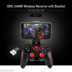 Gamepad C/base Y Usb Bt Android Pc Tv Tv Box Bluetooth