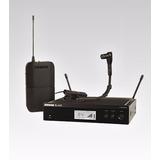 Microfono Inalámbrico Instrumentos Shure Blx14r/b98 Oferta!