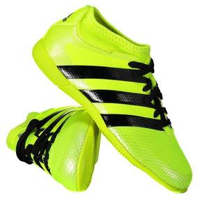 Chuteira adidas Ace 16.3 Primemesh In Futsal Juvenil Amarela · R  169 90 8f3701ce4cfae