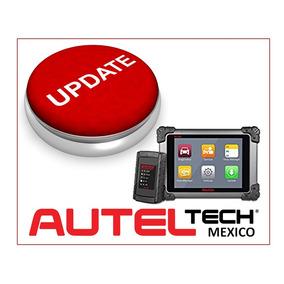 Actualizacion Escaner Autel Maxisys Ms908