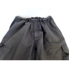 Pantalon Cargo De Hombres Talle Xxxl Color Gris Ux98x