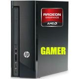 Computadora Hp Gamer A6 9200 4gb Radeon R4 Nueva Tranza